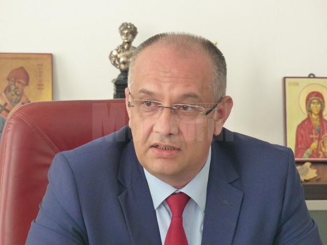Liderul ALDE Suceava, deputatul Alexandru Băişanu