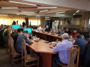 Consiliul Local Suceava se va întruni luni, 26 noiembrie, în cadrul unei ședințe festive