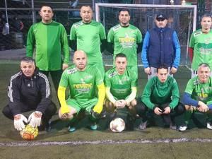 Centru Vechi a câştigat derby-ul cu Inter Conti şi a luat o opţiune serioasă pentru titlu