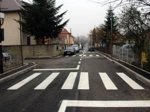 Record de treceri de pietoni pe strada Bogdan Vodă