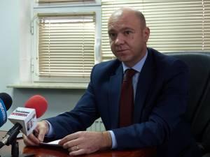 Preşedintele-director al CAS Suceava, Cristi Bleorţu