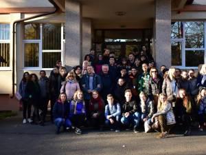 """Participanți din șase țări la prima activitate transnațională de învățare a antreprenoriatului social, găzduită de CNI """"Spiru Haret"""""""