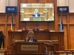 Deputatul PSD de Suceava dr. Maricela Cobuz