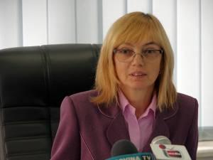 Dr. Liliana Gradinaru, director DSP