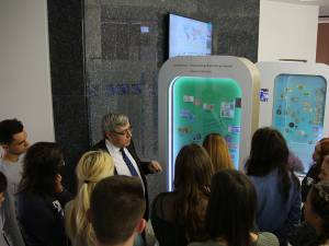 Expoziția ZooMonetar – Fauna lumii pe bancnote şi monede a fost vernisată la Agenţia BNR Suceava