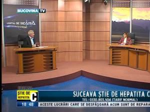 """Medicii din Suceava: """"Un singur test de depistare a virusului C vă poate salva viața. E gratuit!"""""""