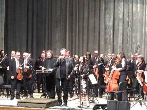 """""""Proconsul simfonic"""", la Suceava"""