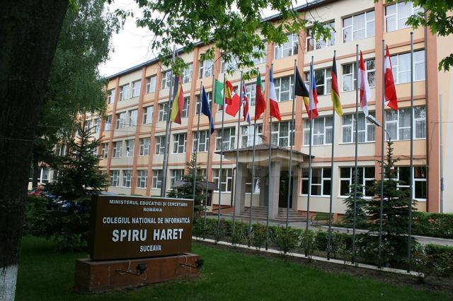 """Colegiul Naţional de Informatică (CNI) """"Spiru Haret"""" Suceava"""