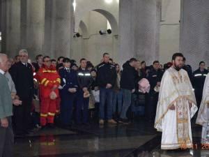 Slujbă de comemorare pentru cei 72 de morţi în accidente în acest an, în judeţul Suceava