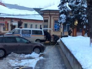 Specialiștii au detonat geamantanul suspect și au constatat că acesta fusese gol