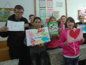 Campanie antiviolență la Centrul Școlar de Educație Incluzivă Suceava