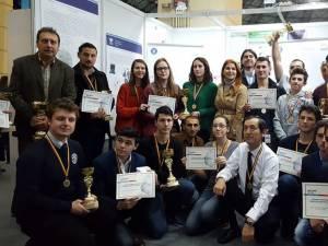 Cinci proiecte aparținând elevilor și studenților suceveni au fost premiate