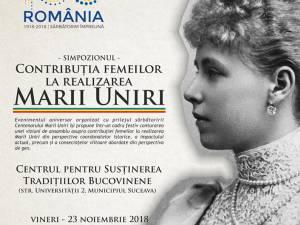 """Femeile social-democrate organizează simpozion aniversar """"Contribuția femeilor la realizarea Marii Uniri"""""""