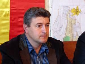 Primarul municipiului Fălticeni, Cătalin Coman