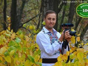 Daniel Tiron, originar din Stulpicani, a lucrat o perioadă în Tenerife