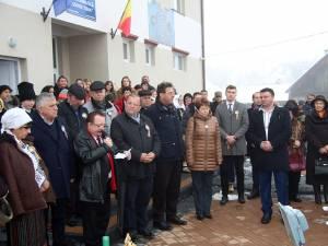 Autorităţi locale şi judeţene au participat la evenimentele de la Bilca