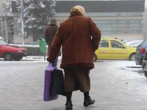 Avertizare cod galben de ploi și polei în judeţul Suceava