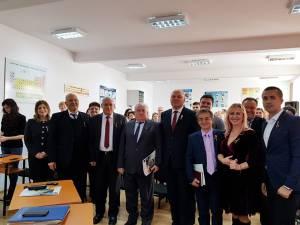"""Reuniune de management instituţional – gimnaziu la Şcoala Gimnazială """"Bogdan Vodă"""""""