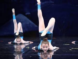Premii pentru gimnastele sucevene, la Concursul Internaţional Happy Dance Competition