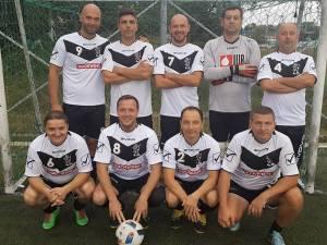 Valexin s-a impus în derby-ul rundei în campionatul de old-boys