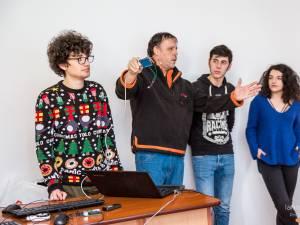 """Săptămâna Europeană a roboticii, la Colegiul Național """"Dragoș Vodă"""" Câmpulung"""