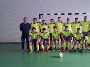 Bukovina Vicov și CN Nicu Gane Fălticeni reprezintă judeţul în Campionatul Under 19