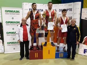 Suceveanul Adrian Agache a câştigat medalia de aur la Cupa României de seniori