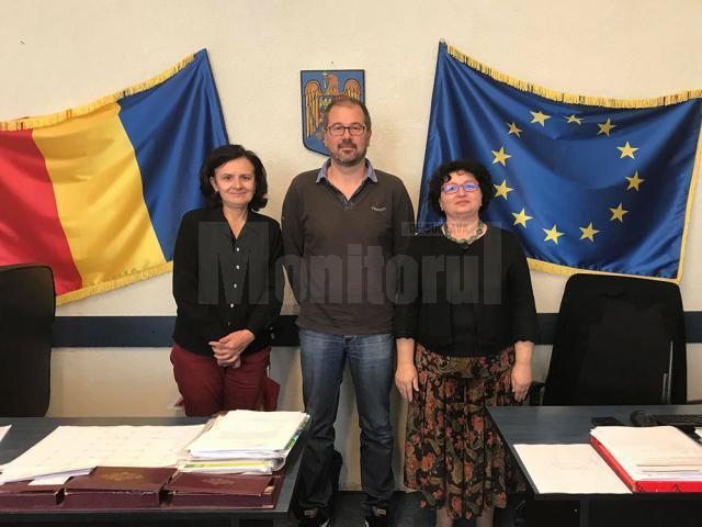 """Colegiul Național """"Petru Rareș"""" Suceava, inițiator și gazdă a unui nou Parteneriat școlar european"""