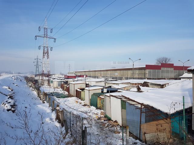 Bazarul Sucevei va fi conectat la încălzirea centralizată a oraşului