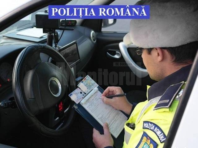 Pe numele celor doi conducători auto au fost întocmite dosare penale
