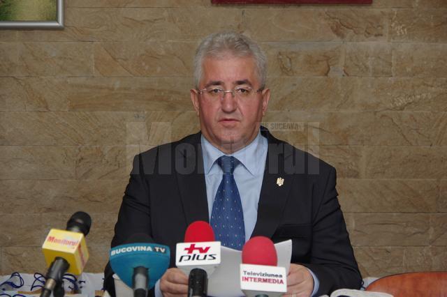 """Ion Lungu: """"Sunt dezamăgit să văd o slabă implicare a președinților de asociații de proprietari"""""""
