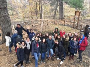Itinerarii siciliene pentru elevi și profesori de la Colegiul Tehnic de Industrie Alimentară