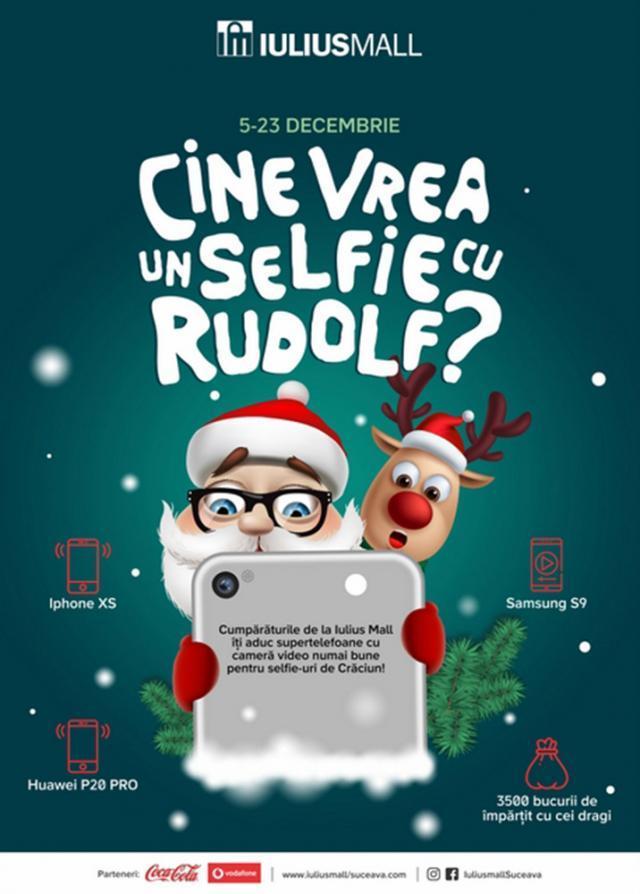 Clienţii Iulius Mall Suceava pot câştiga trei smartphone-uri performante și peste 3.500 de alte premii