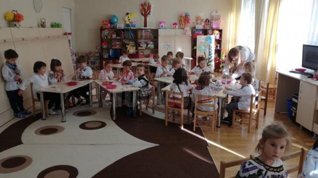 """Activități dedicate Centenarului, la Grădinița ,,Așchiuță"""""""