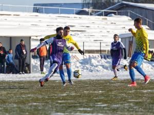 Fălticeniul are din nou echipa de Liga a III-a, după o pauza de 10 ani. Foto Codrin Anton