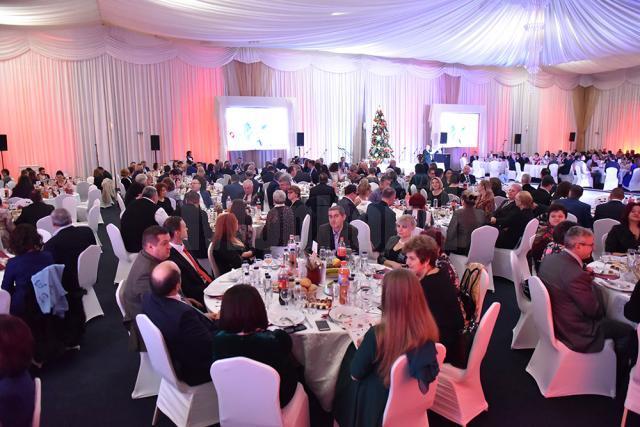 """Aproximativ 500 de invitați sunt așteptați astăzi, la Gala """"Top 10 Suceveni"""", ediţia a VII-a, care va avea loc, de la ora 18:30, la Conacul Domnesc din Şcheia"""
