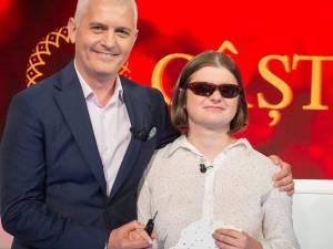 Magdalena Iurescu, alături de Virgil Ianțu