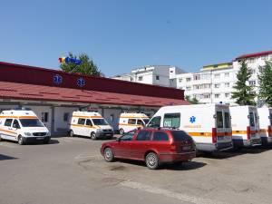 Zece ambulanțe au fost distribuite Serviciului Județean de Ambulanță