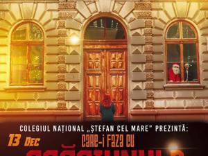 """Bal de caritate organizat joi, de elevii Colegiului Național """"Ștefan cel Mare"""""""