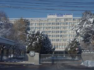 Femeia a ajuns la Spitalul Judeţean Suceava