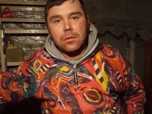 Ioan Cristian Ilinca, cel care ar fi cultivat marea cantitate de canabis, la Dumbrăveni