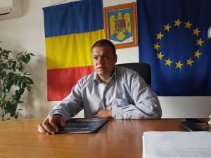 Ovidiu Doroftei, șeful Poliţiei Locale Suceava