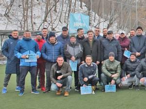 Campionatul județean de old-boys și-a desemnat laureații ediției a XII-a