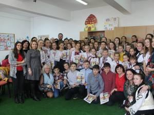 """În comuna  Berchișești s-a desfășurat proiectul """"Unire prin educație"""""""
