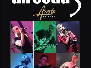 """Trupa """"Direcția 5"""" va concerta la sfârșitul acestei luni la Ariata Events Suceava"""