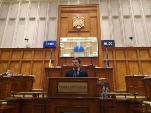 Deputatul USR Nicolae Daniel Popescu