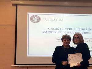 Cinci furnizori de servicii sociale din judeţul Suceava au fost premiaţi recent de Ministerul Muncii şi Justiţiei Sociale