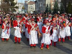 Parada obiceiurilor de iarnă din municipiul Suceava va avea loc pe 27 decembrie