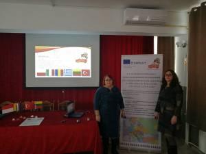 Reuniune transnațională în Polonia la care au participat reprezentanți ai Centrului Şcolar Suceava