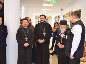 Sf. Ierarh Dosoftei, mitropolitul Moldovei, ocrotitorul spiritual al seminarului sucevean
